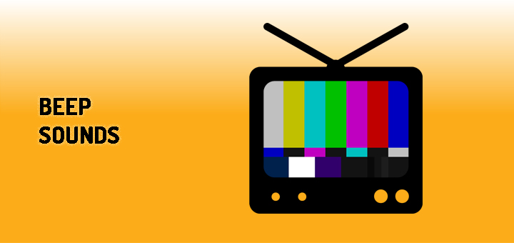 beep sound bleep effect tv beeping sounds orange