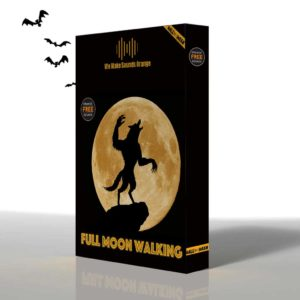 Full Moon Walking | Orange Free Sounds