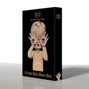 Creepy Doll Music Box | Orange Free Sounds